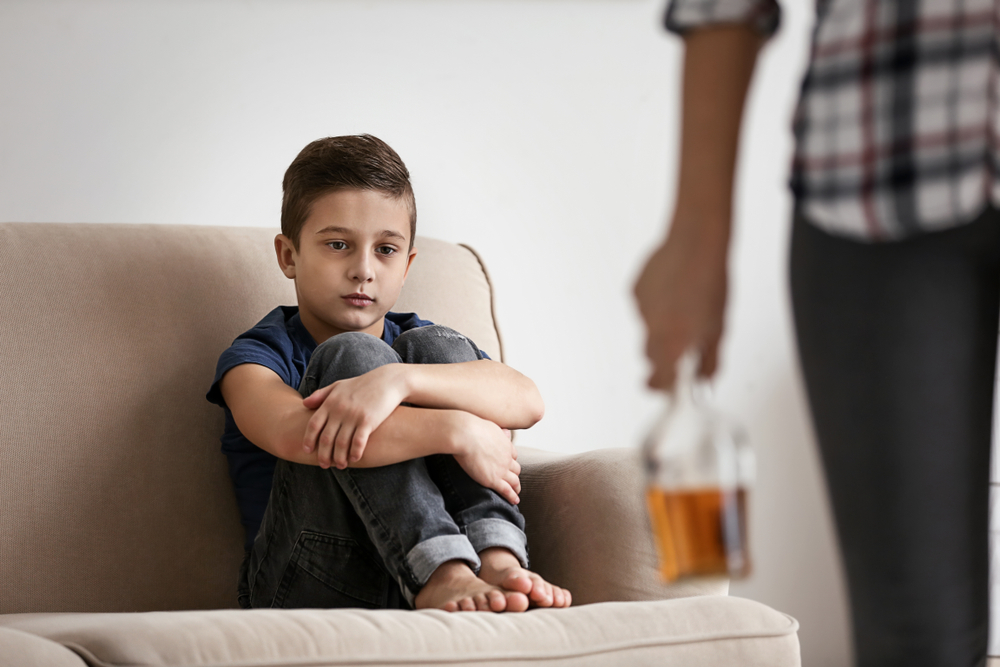 How Drug and Alcohol Issues Affect Child Custody