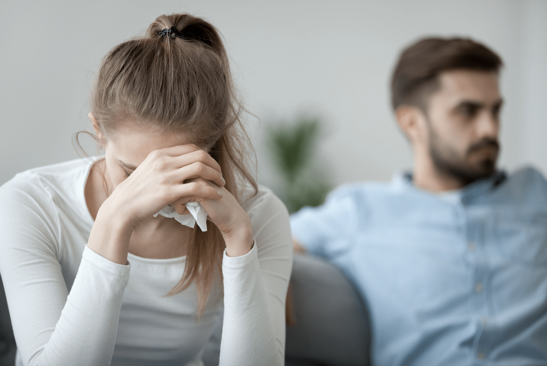 Borderline Personality Disorder in a Marriage